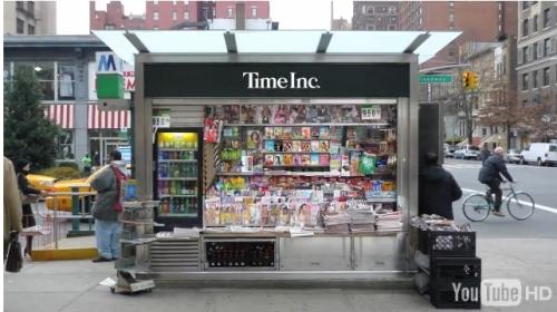Le kiosque de presse va-t-il disparaître ?